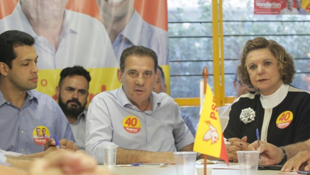 Vanderlan Cardoso demite funcionários do PSB