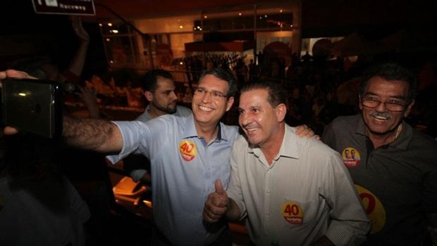 Deputados estaduais reforçam campanha de Vanderlan Cardoso