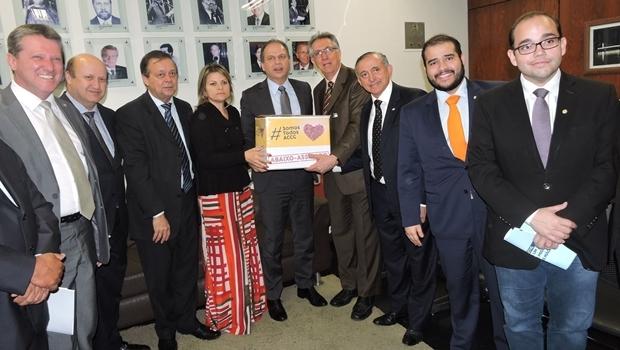 accg-brasilia-ministro-deputados-araujo-jorge-cancer