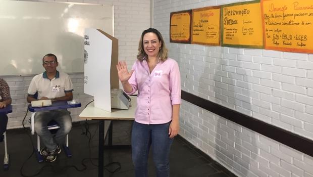 """Adriana Accorsi admite que """"atual momento do PT"""" pode ter peso negativo nas urnas"""