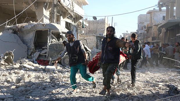 Não há vitoriosos em Aleppo