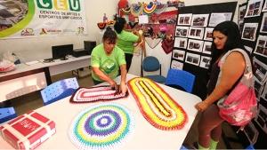 Espaço na Cidade Vera Cruz recebe aulas e oficinas gratuitas | Fernando Leite / Jornal Opção