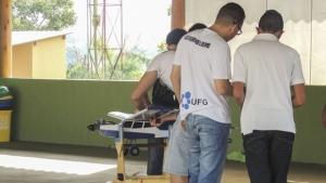 Projeto de extensão da Escola de Engenharia Elétrica, Mecânica e de Computação aplica os conceitos estudados para construção de protótipos | Foto: Ascom/UFG