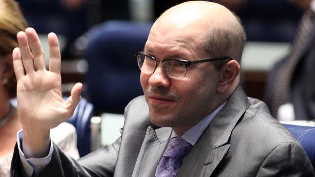 Ex-senador Demóstenes Torres   Foto: André Corrêa