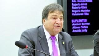 Deputado federal César Halum