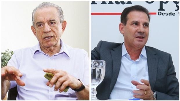 Paraná Pesquisa: Iris tem 55,4% e Vanderlan 44,6%