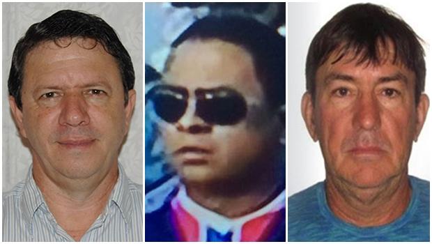 José Gomes da Rocha, ex-deputado federal e ex-prefeito, e o policial militar Vanilson Pereira foram assassinados, em Itumbiara, pelo funcionário público Gilberto Ferreira do Amaral, na semana passada