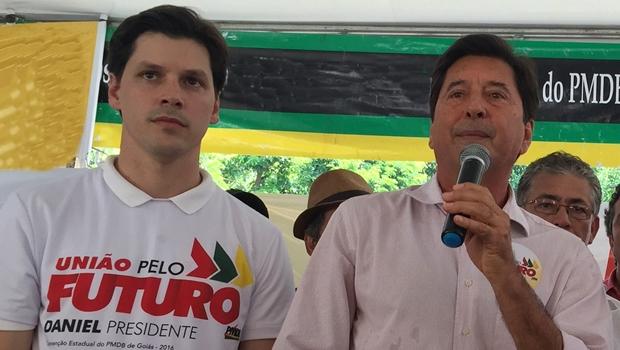 Daniel Vilela e Maguito Vilela são cotados para disputar Prefeitura de Goiânia em 2020