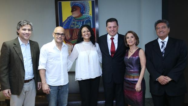 Governo acerta criação da Quasar Companhia de Dança do Estado de Goiás