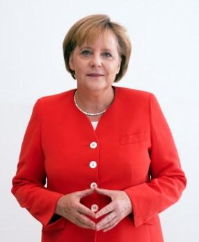 Chanceler alemã Ângela Merkel: a culpa não é dela