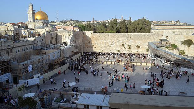 O Muro da Lamentações agora é  muçulmano. Pelo menos para a Unesco