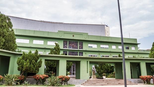 Palácio das Esmeraldas é o principal alvo e a disputa deve ser dar novamente entre PSDB e PMDB | Foto: Angela Macário/ Prefeitura de Goiânia