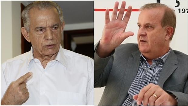 """Paulo Garcia afirma que Iris terá que provar na Justiça """"negociata"""" na concessão da Saneago"""