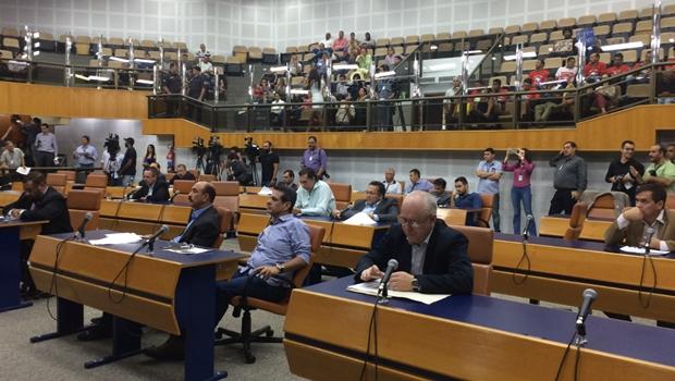 Vereadores de Goiânia aprovam Orçamento 1,12% menor para 2017