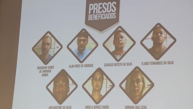 Presos eram beneficiados por esquema de corrupção | Foto: Reprodução / Jota Eurípedes