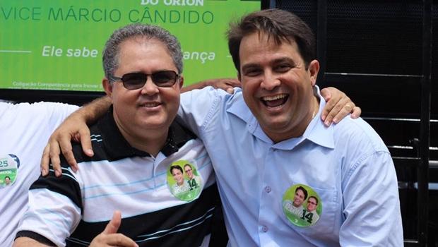Pastor Márcio Cândido afirma que representará todos os segmentos da sociedade, não só o religioso | Foto: Reprodução/Facebook