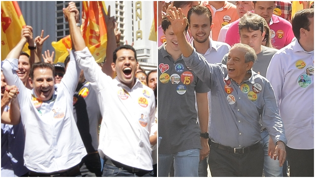 Eleitor goianiense quer prefeito que seja seu contemporâneo. Iris Rezende é um político do passado