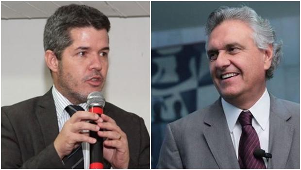 Delegado Waldir Soares diz que deve apoiar Ronaldo Caiado para governador de Goiás