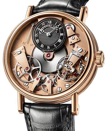 De antiga e famosa fábrica, Breguet é um relógio de bolso. Alguns de seus modelos dispunham de um minúsculo carrilhão, que soava as horas, quando se apertava um botão | Foto: Divulgação