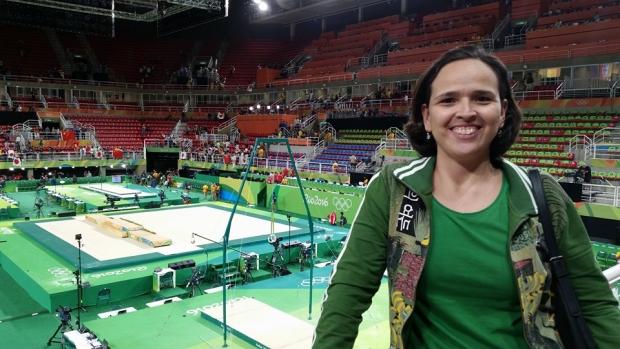 Carolina Morand trabalhava havia dezoito anos na CBN | Foto De seu Facebook