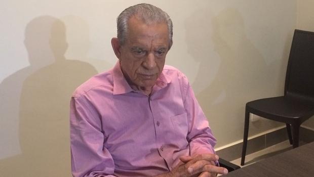 Prefeito eleito de Goiânia Iris Rezende (PMDB) quer retomar a