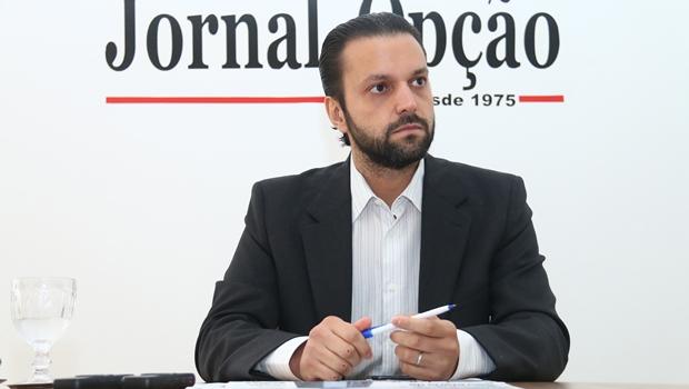 PSDB aposta que vai reconquistar o passe político do deputado federal Alexandre Baldy