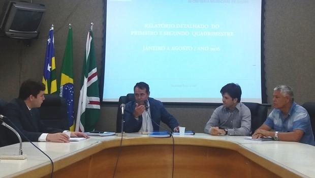 Audiência pública para prestação de contas foi convocada pelo vereador Bernardo do Cais (PSC), presidente da Comissão