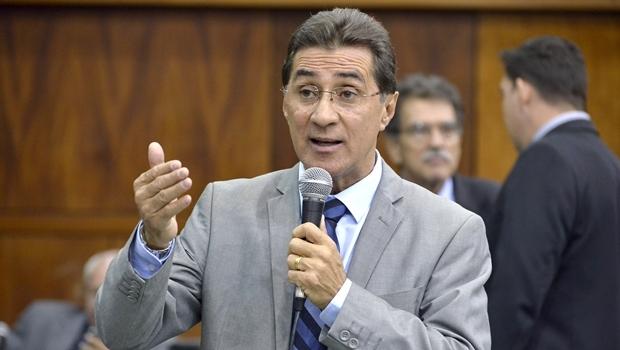 Deputado Chiquinho Oliveira | Foto: Marcos Kennedy