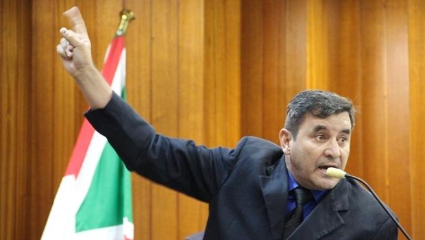 Clécio Alves: ex-presidente  mão de ferro | Foto: Alberto Maia