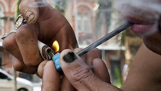 Pesquisa aponta 3,5 milhões de usuários de drogas ilícitas no País