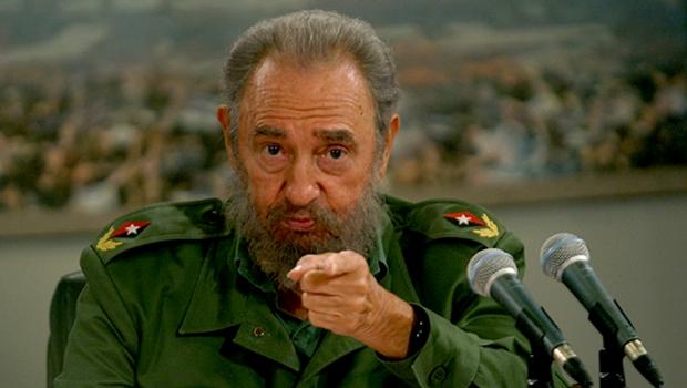 A história de Fidel Castro como paraninfo de uma turma da Faculdade de Direito da UFG