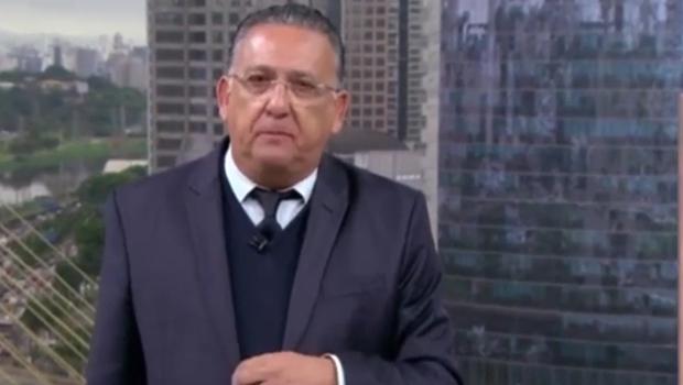 Galvão Bueno renova com a Globo, terá salário menor mas poderá fazer publicidade