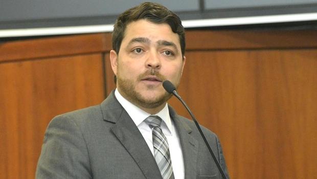 Deputado estadual Henrique Arantes, filho do deputado federal Jovair Arantes   Marcos Kennedy