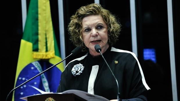 Senadora Lúcia Vânia contesta nota e diz que ajuda o governo de Goiás