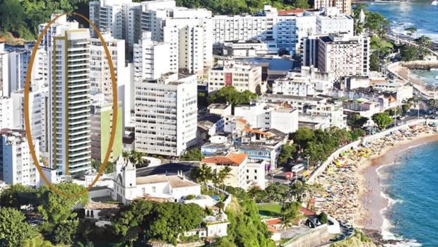 Justiça Federal determina paralisação das obras do edifício La Vue, em Salvador