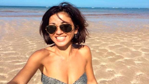 Pamela vinha ao Brasil uma vez por ano para passar férias | Foto: Reprodução / Facebook