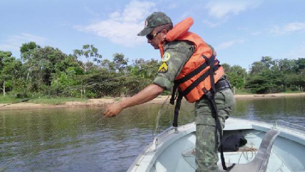 Polícia Militar Ambiental reforça fiscalização na piracema