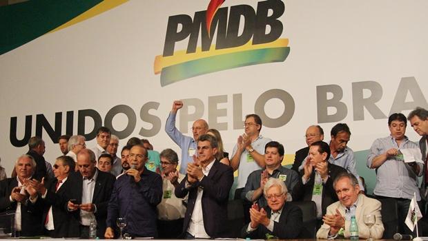 PMDB marca convenção para voltar a usar a sigla MDB