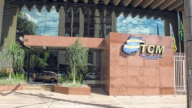 Sede do TCM em Goiânia