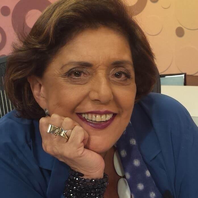 TV Brasil demite Leda Nagle, apresentadora do programa Sem Censura