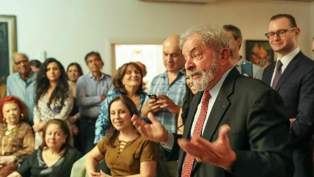 """Lula: """"Estão criminalizando o PT para evitar 2018. É isso que me dá cócegas"""""""