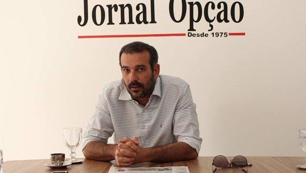 PMDB deve retomar em 2018   Foto: Bruna Aidar / Jornal Opção