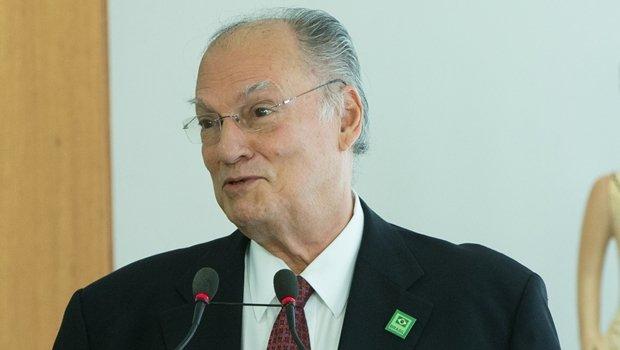 Roberto Freire, ministro da Justiça   Foto: Lula Marques/AGPT