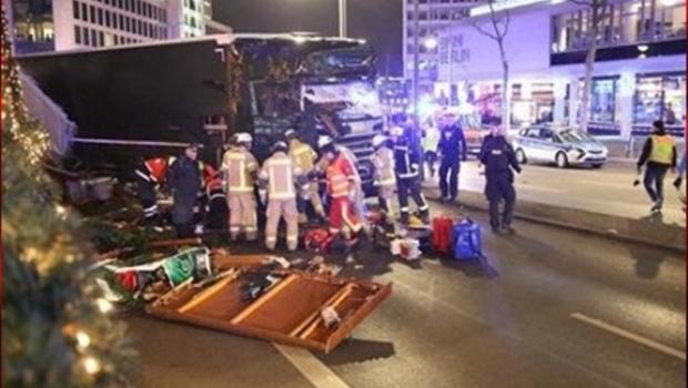 Procuradoria Federal da Alemanha assume investigação sobre ataque em Berlim