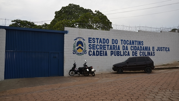 A unidade recebeu um muro de 4 metros de altura e portão fechado | Foto: Lauane dos Santos / Governo do Tocantins