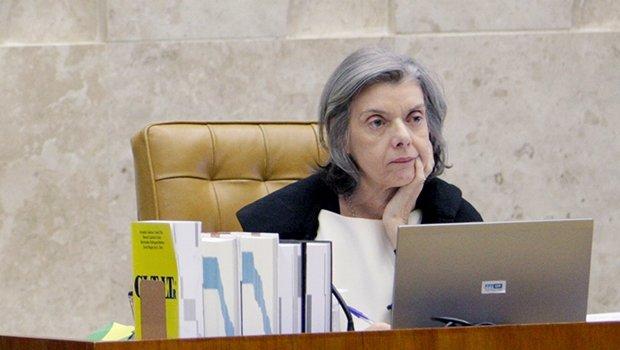 Ministra Cármem Lúcuia | Foto: Reprodução / Banco de Imagens STF