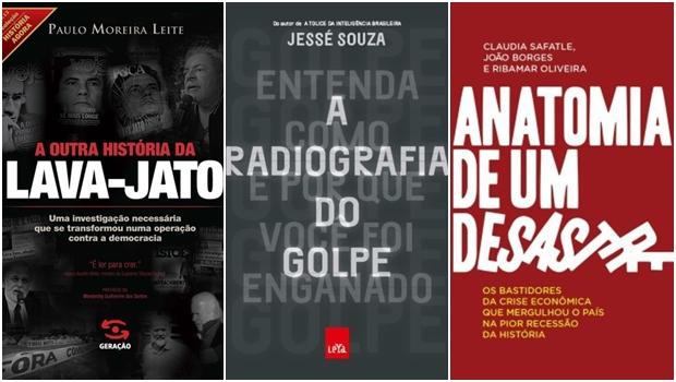20 livros fundamentais para entender a atual crise política e econômica do Brasil