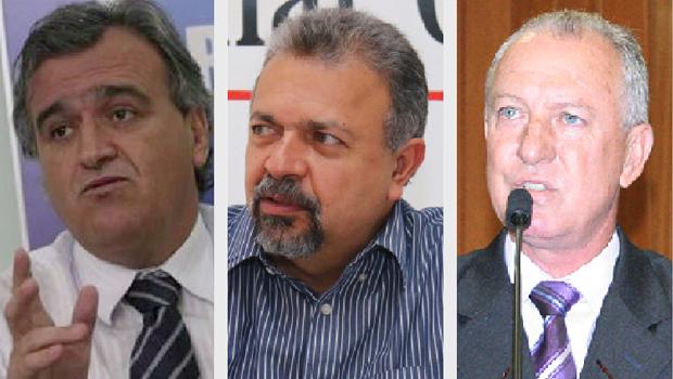 """Jorcelino Braga tenta """"retomar"""" a vice de Iris bancando Milton Mercês na Câmara de Goiânia"""