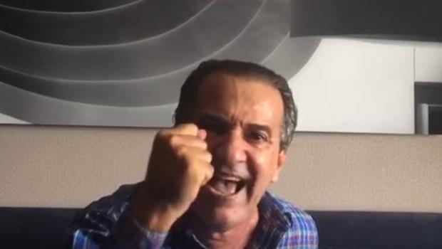 "Transtornado, Silas Malafaia grava vídeo para se defender: ""Deus vai reverter isso"""