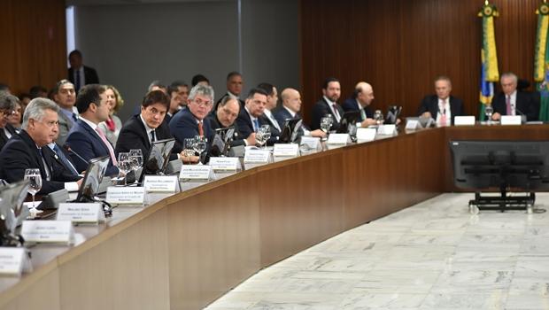 Lei de recuperação fiscal dos estados é publicada no Diário Oficial